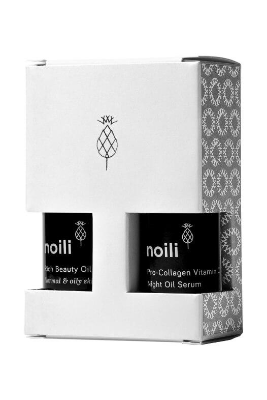 Noili Rich Travel Kit na normální a mastnou pleť 2 x 15 ml