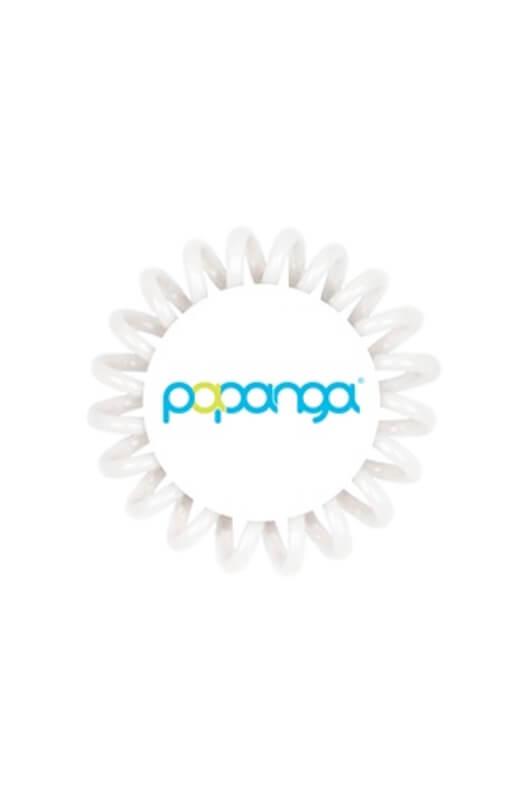 Papanga Classic malá - ledová bílá