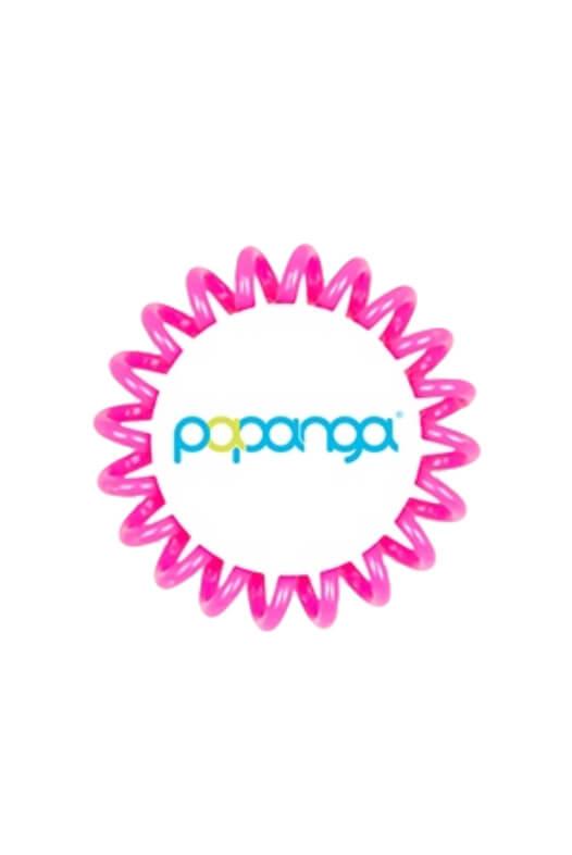 Papanga Classic malá - neonová růžová
