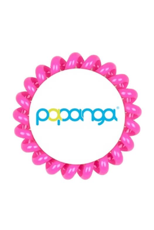 Papanga Classic velká - neonová růžová