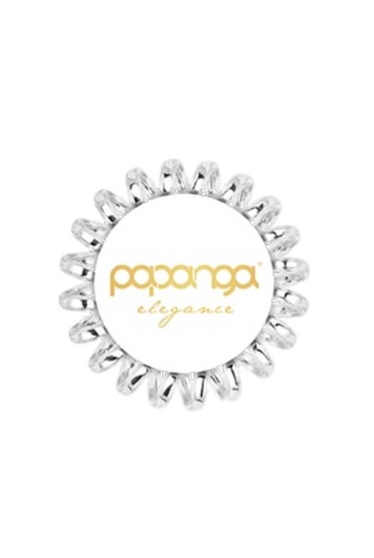 Papanga Elegance malá - stříbrná