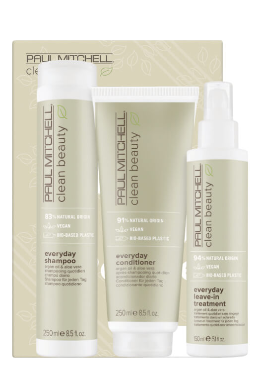 Paul Mitchell Clean Beauty Every Day Trio