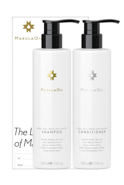 Paul Mitchell Marula Replenishing Gift Set