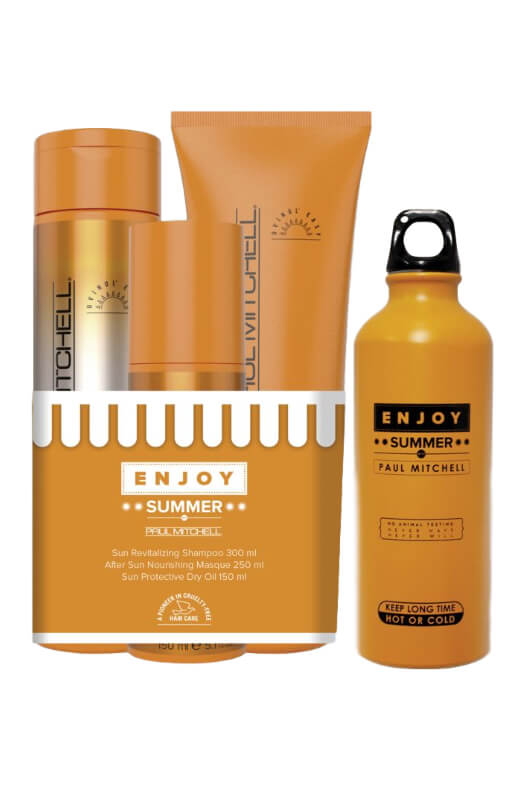 Paul Mitchell Summer Trio s termo lahví