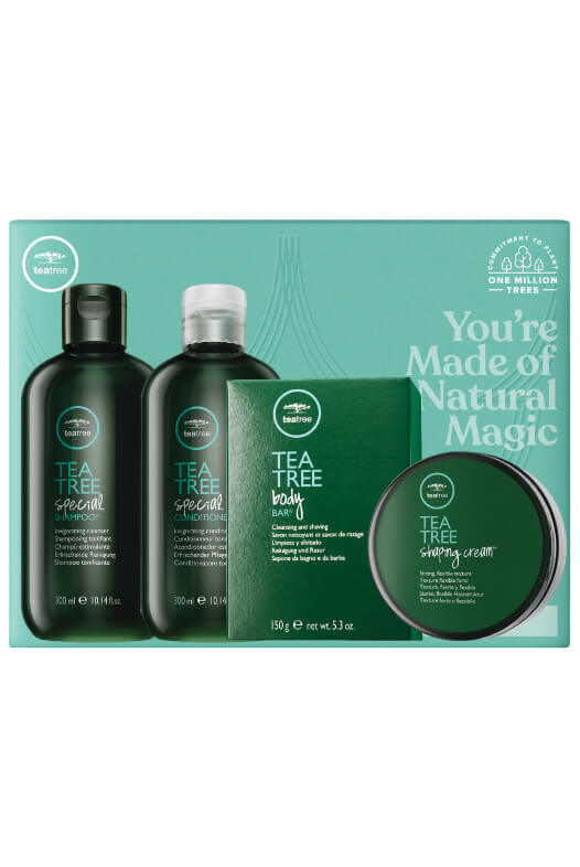 Paul Mitchell Tea Tree Deluxe