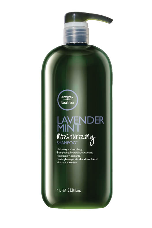 Paul Mitchell Tea Tree Lavender Mint Moisturizing Shampoo 1000 ml