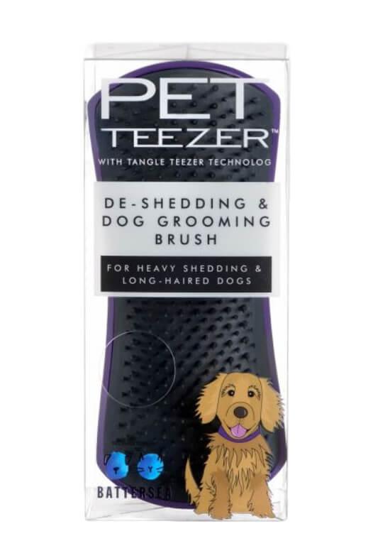 Pet Teezer De-shedding purple