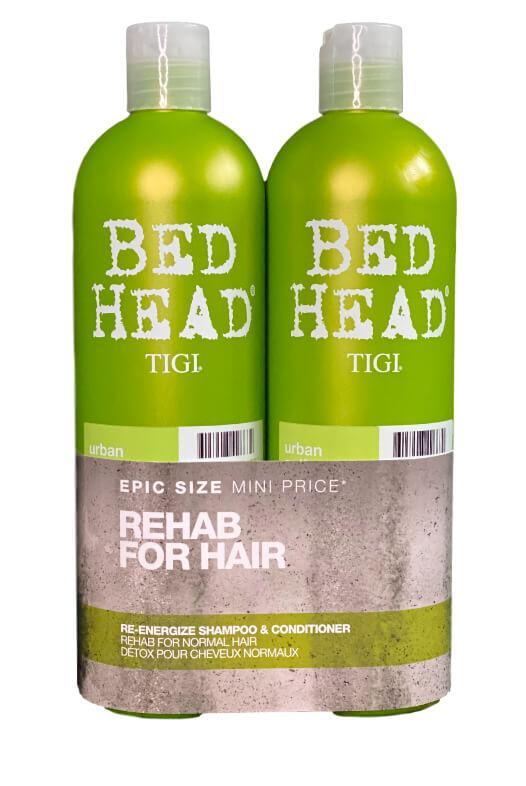 TIGI Bed Head Re-Energize šampon 750 ml + kondicionér 750 ml