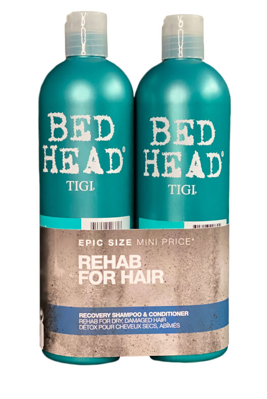 TIGI Bed Head Recovery šampon 750 ml + kondicionér 750 ml