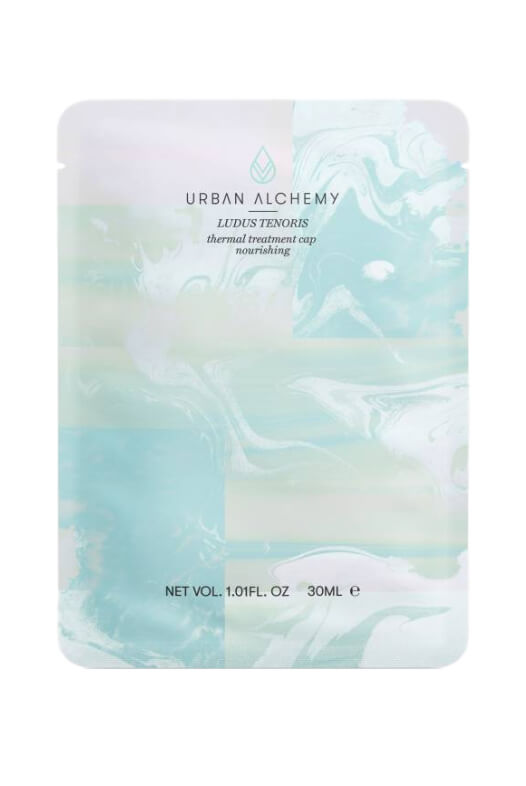 Urban Alchemy Ludus Tenoris vyživující maska na vlasy 30 ml