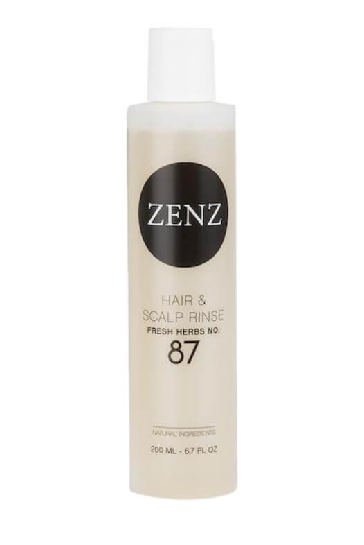 ZENZ Hair Rinse & Treatment Fresh Herbs No.87 (200 ml)