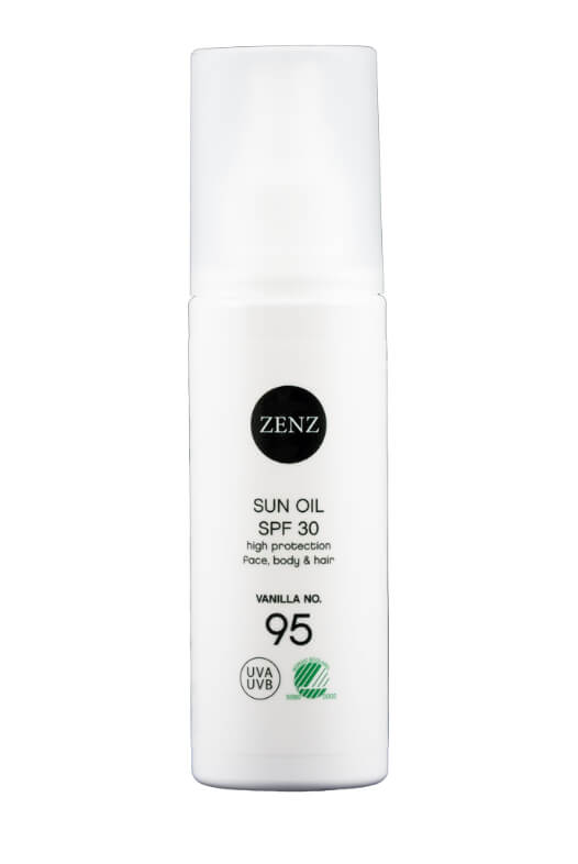 ZENZ Oil SPF 30 Vanilla No.95 (150 ml)