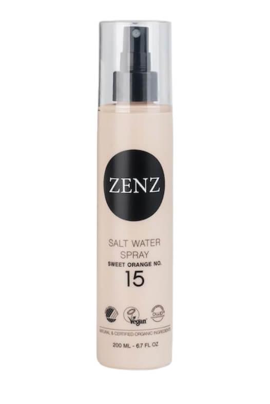 ZENZ Salt Spray Sweet Orange No.15 Medium Hold (200 ml)