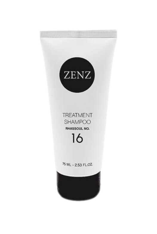 ZENZ Treatment Shampoo Rhassoul No.16 (75 ml)
